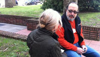 Entrevista con Carlos-Espejo