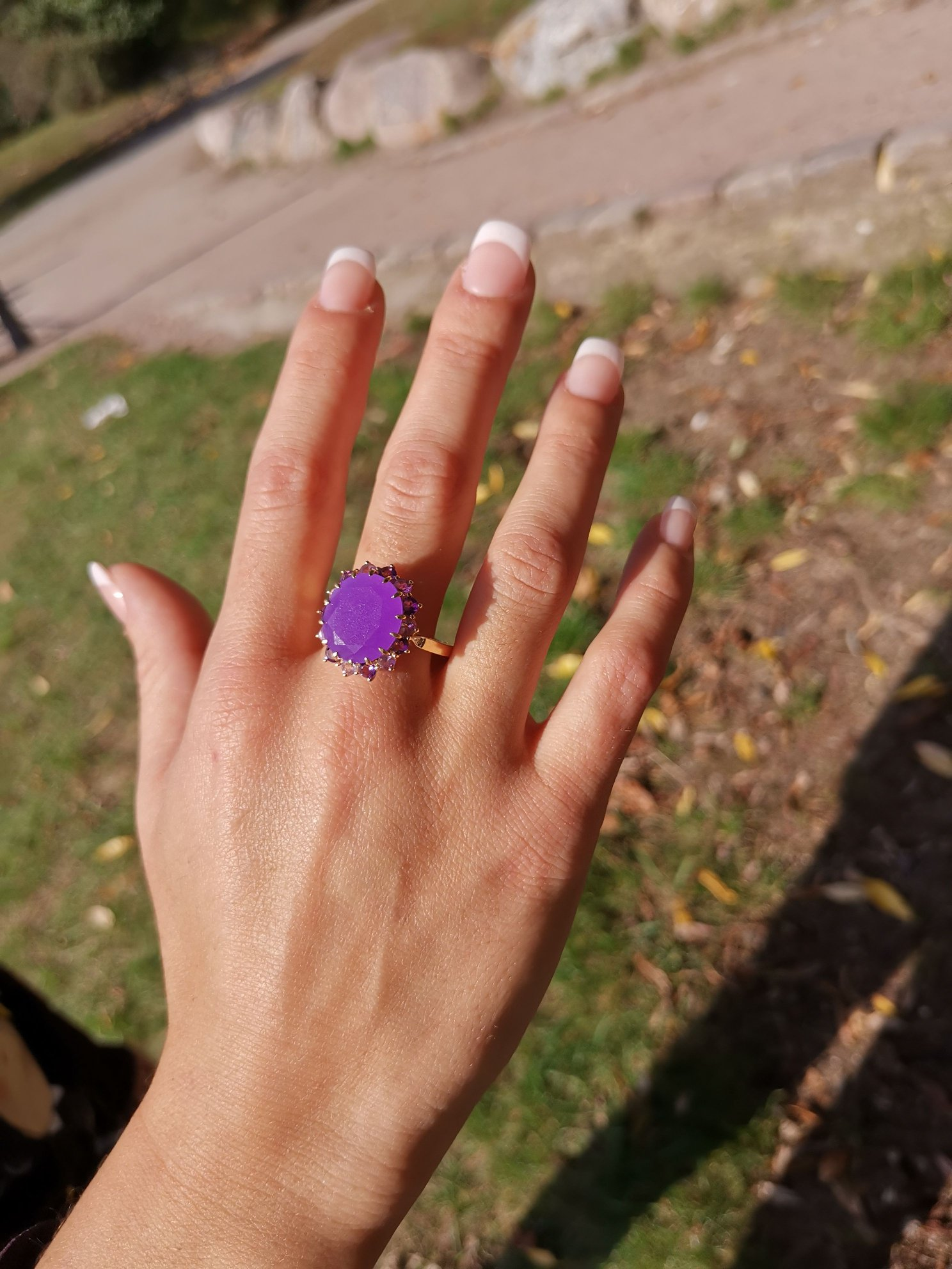 anillos de plata online
